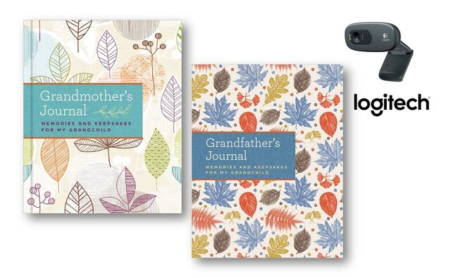 Grandmother's Journal giveaway