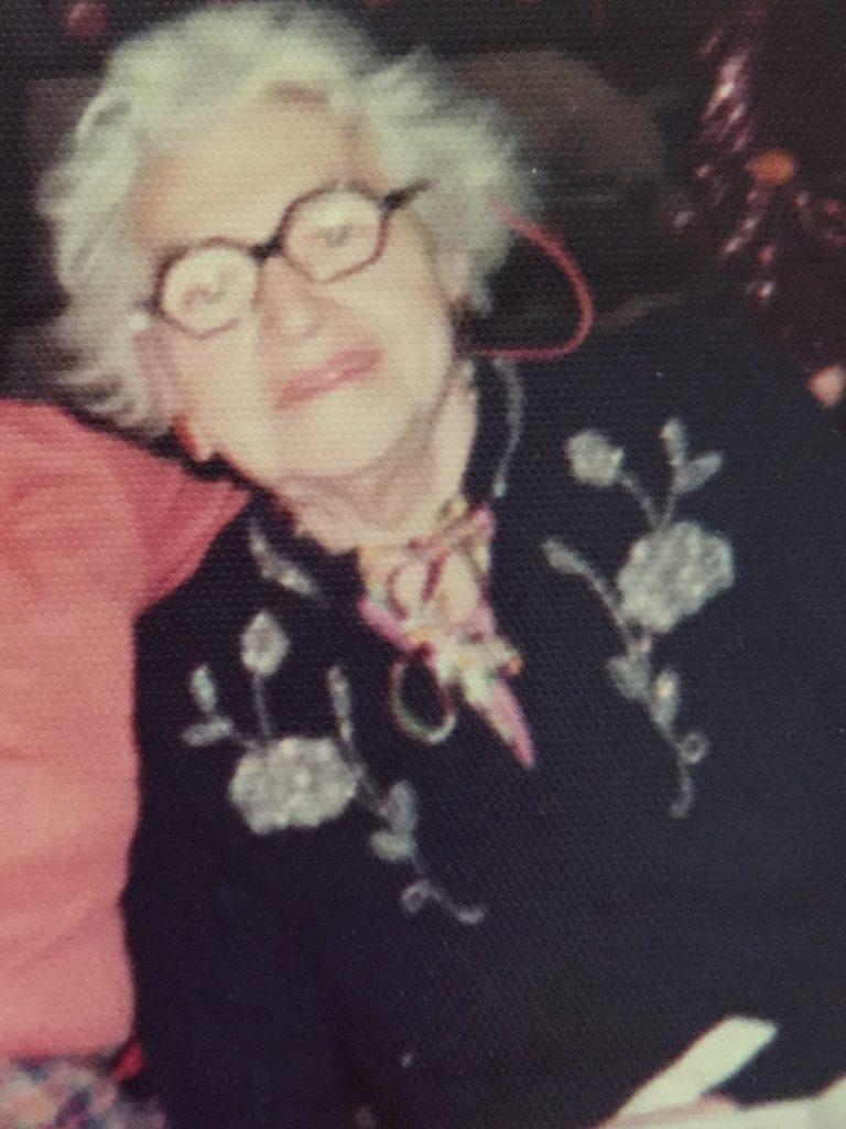 Nana Mary