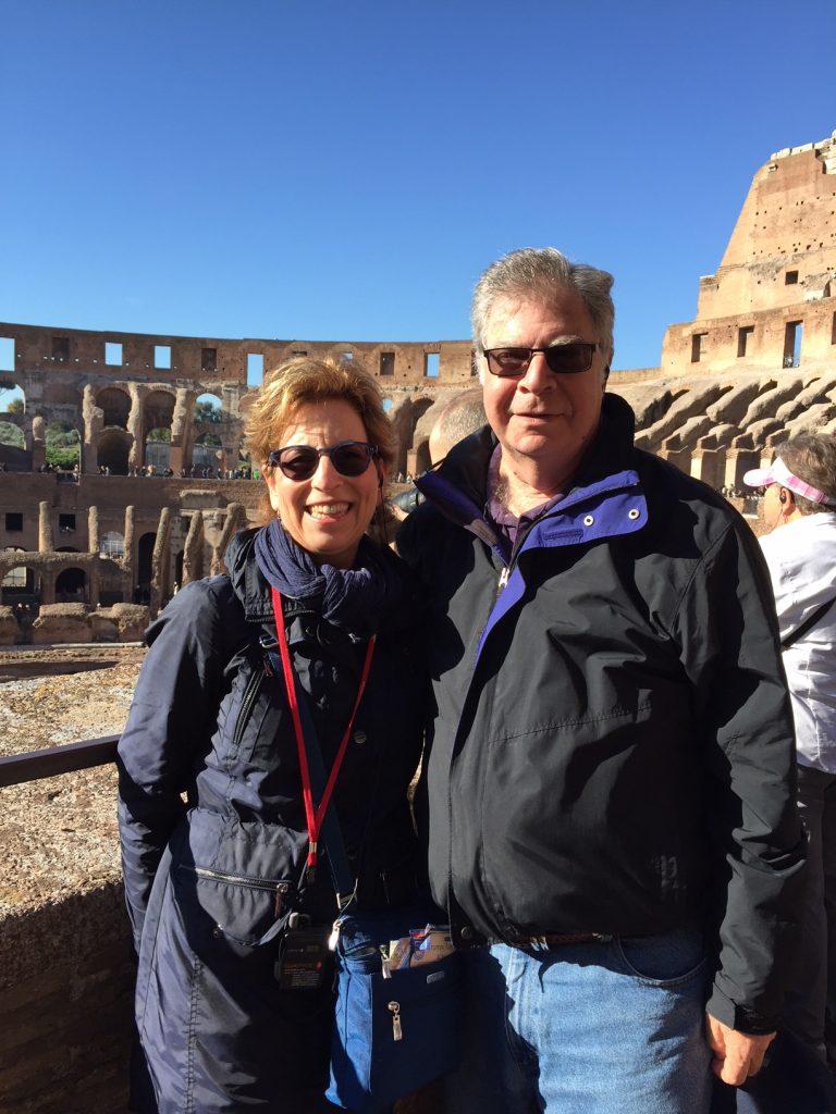 Rome; Colosseum