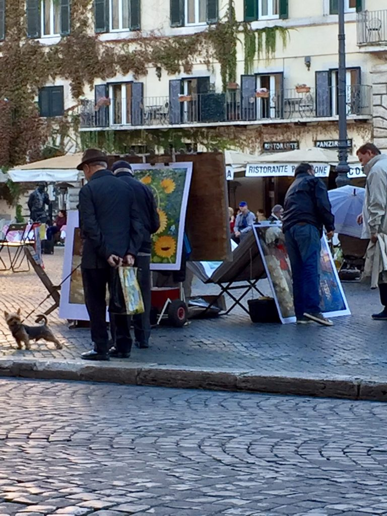 Piazza Navona; Rome