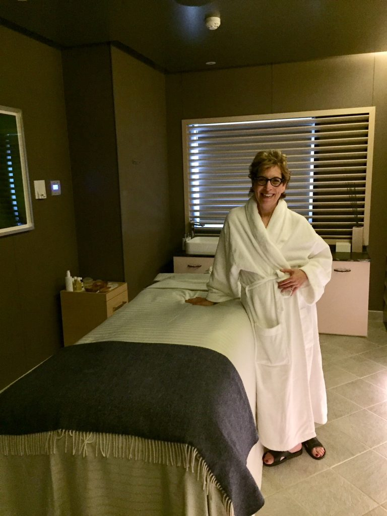LiV Nordic Spa; Viking Ocean Cruise