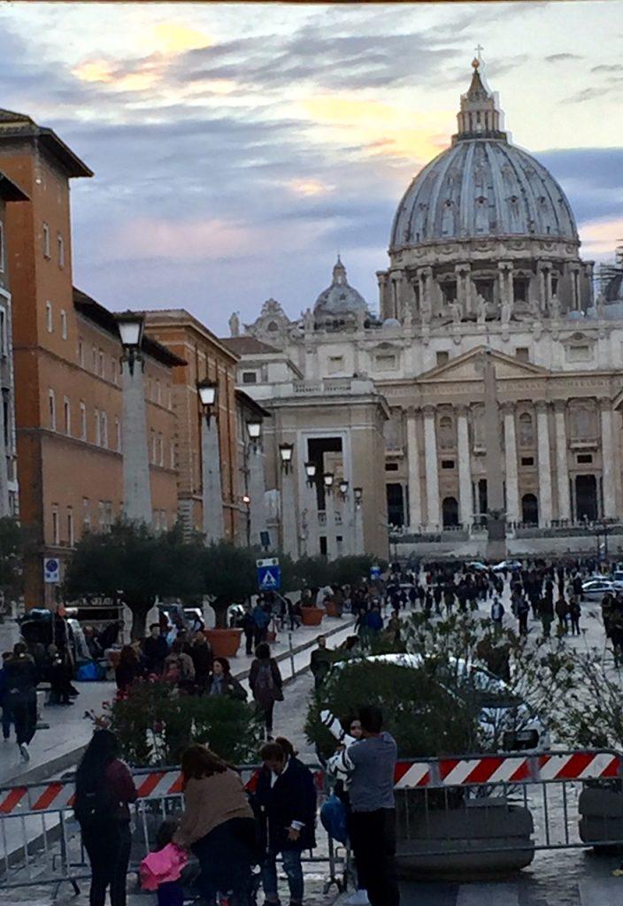 St. Peter's Basilica; Rome