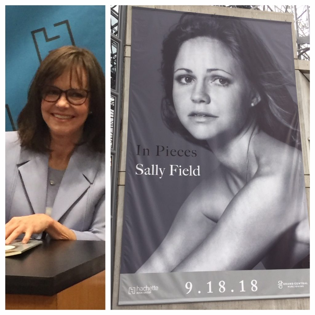 In Pieces by Sally Field; Sally Field's memoir