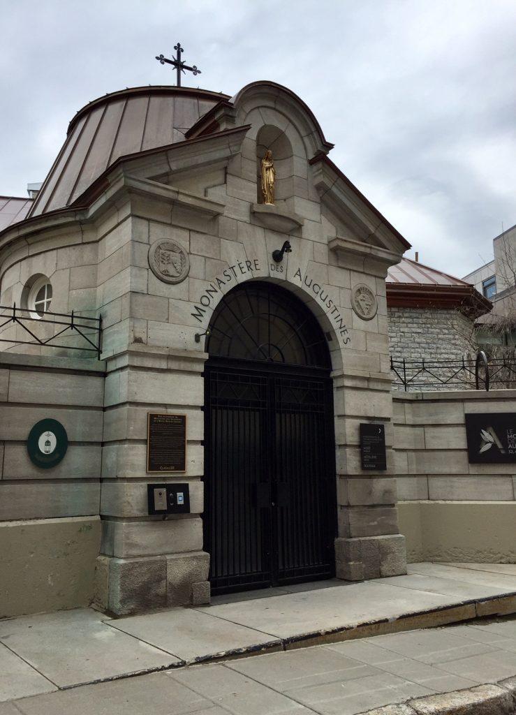 Le Monastère Des Augustines; wellness travel