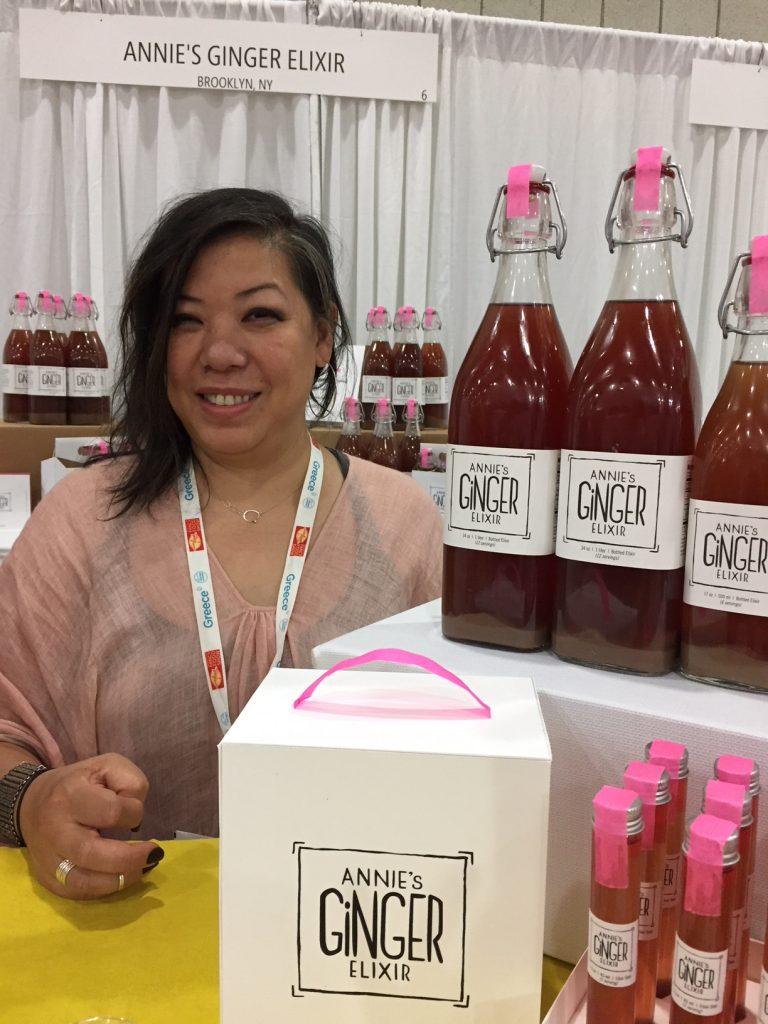 Annie's Ginger Elixir; foodie adventure
