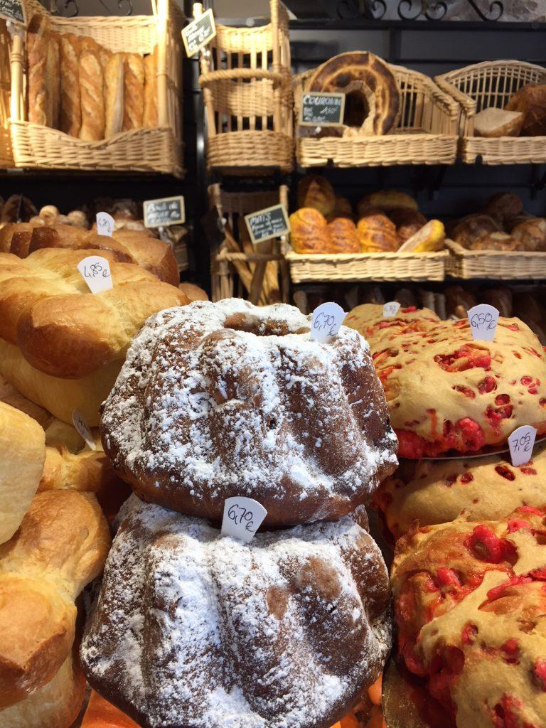 Lyon boulangerie