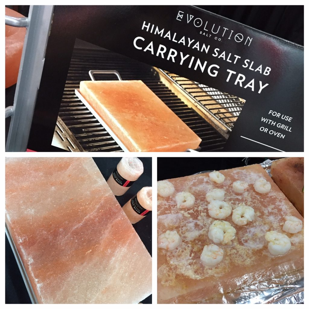 Himalayan salt blocks for grilling