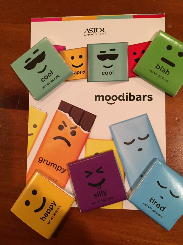 Moodibars chocolate
