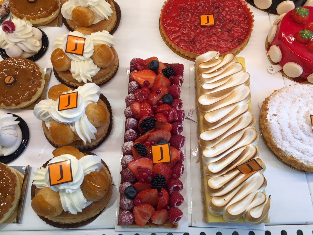 Lyon culinary capital; Lyon patisserie