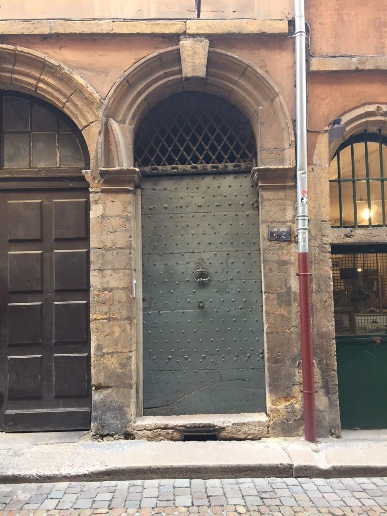 Traboules of Vieux Lyon