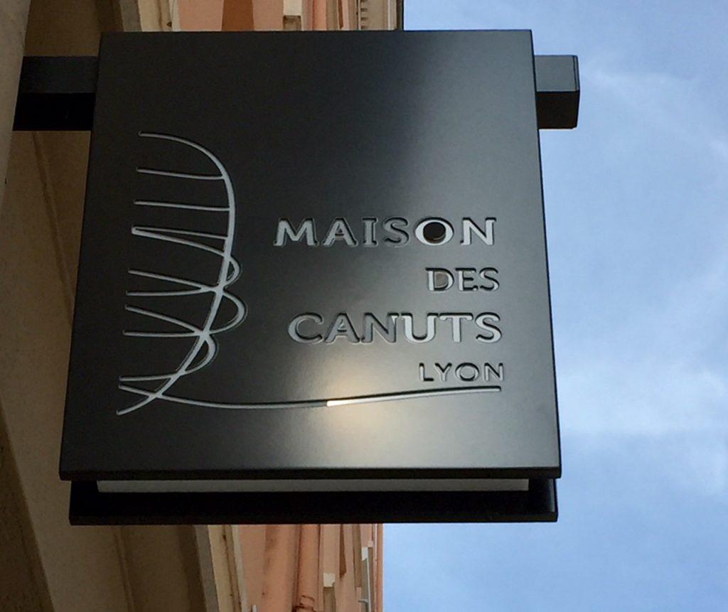 Maison des Canuts; Lyon silks