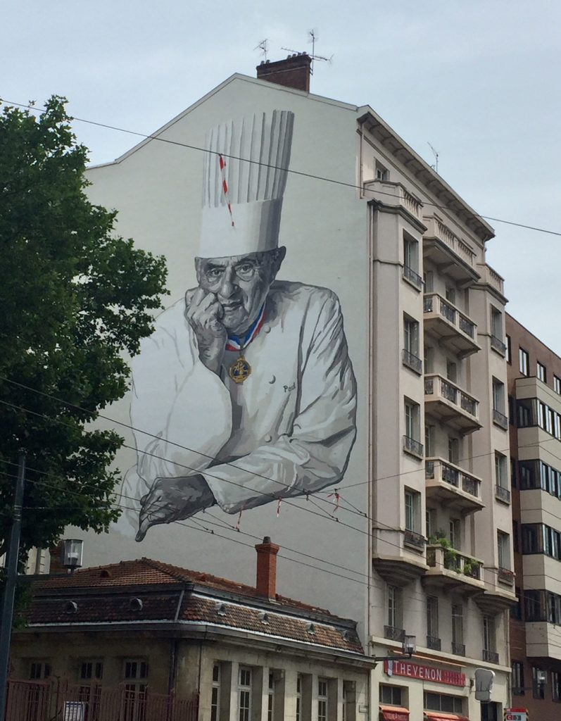 Chef Paul Bocuse; Lyon, Culinary Capital of France