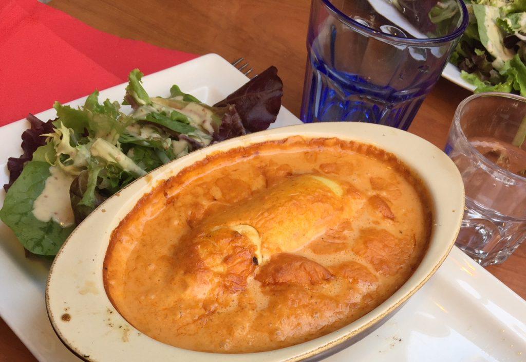 Quenelles; Lyonnaise cuisine