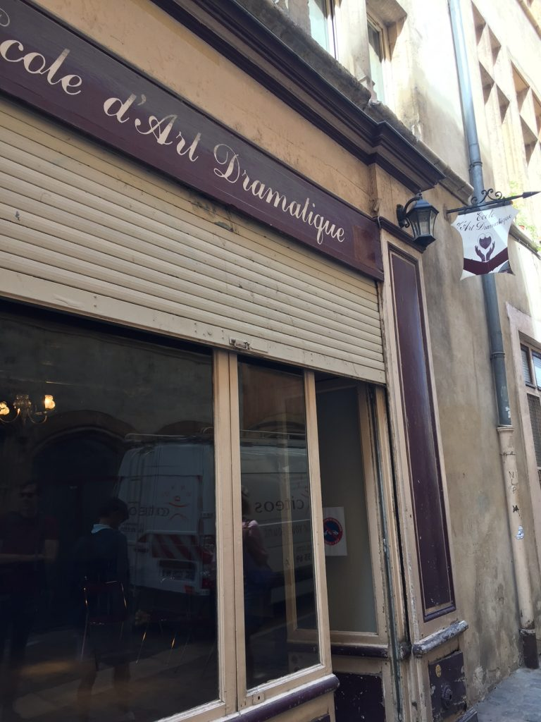 Evolve d'Art Dramatique in Vieux Lyon