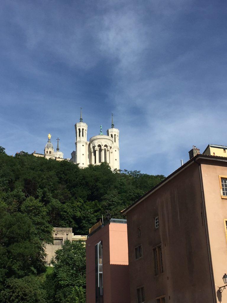Notre-Dame Basilica; Lyon, France
