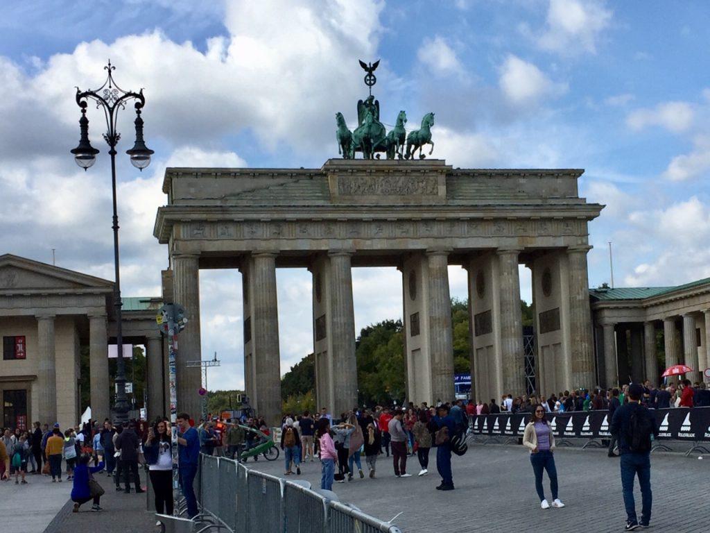 Brandenberg Gate in Berlin