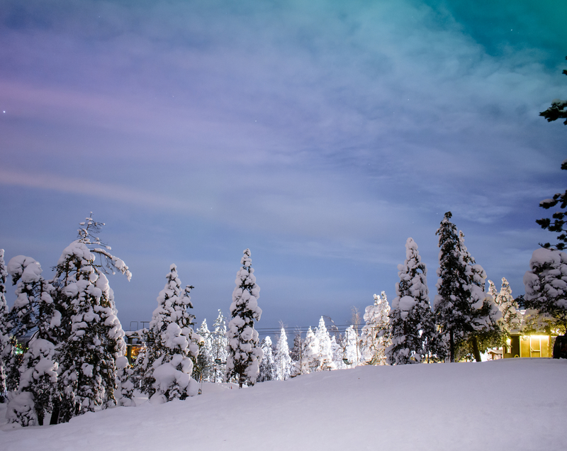 Collette Explorations Tours; Northern Lights of Finland Tour
