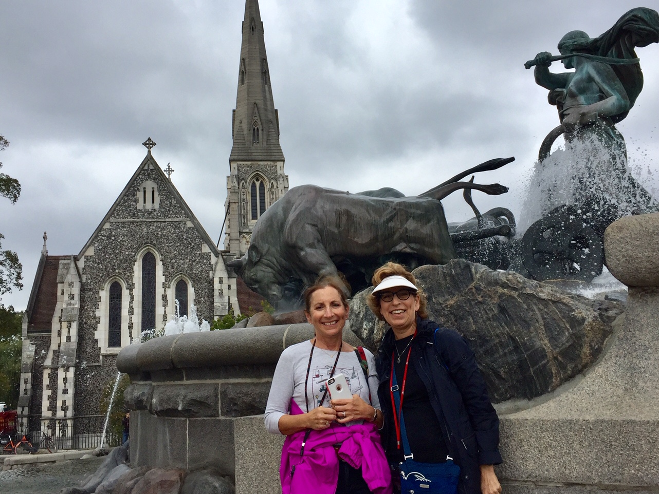 Viking Homelands; Copenhagen; sisters who travel together