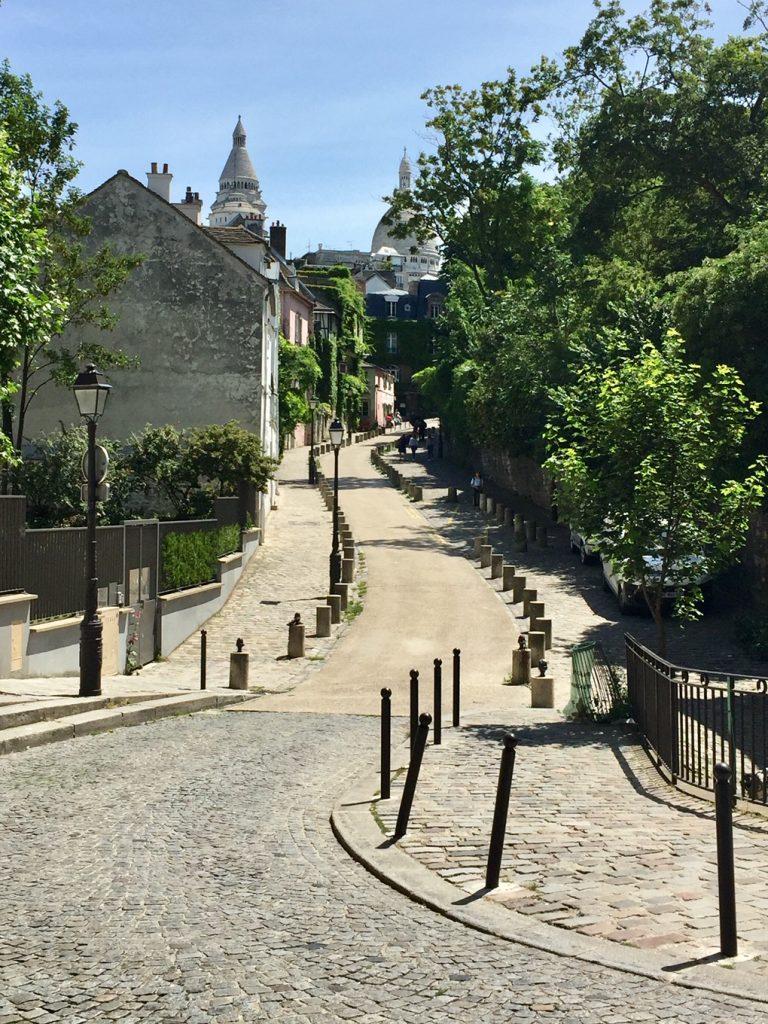 Tour in Montmartre