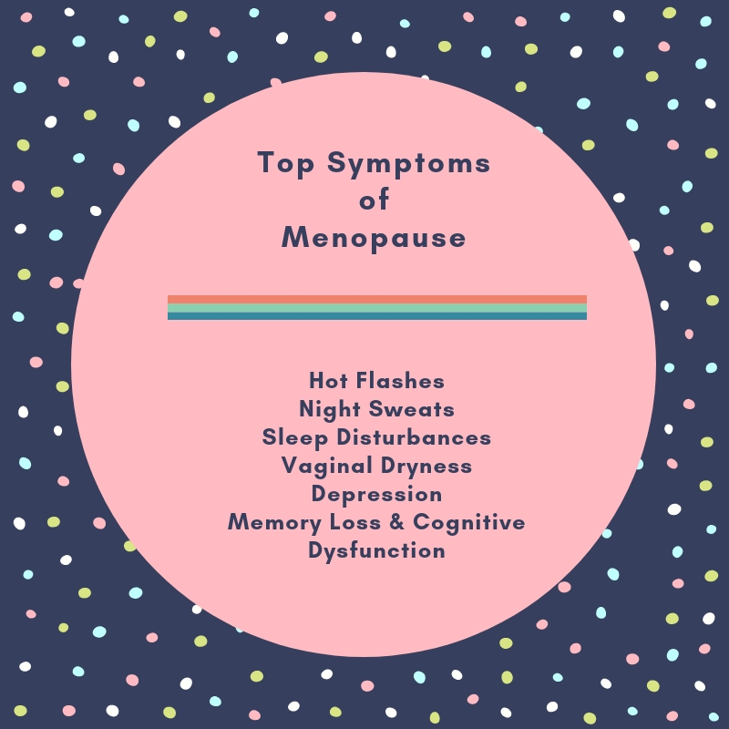 Top Symptoms of Menopause