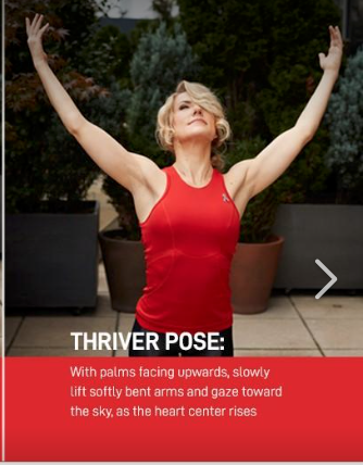 #Thriverpose; #moreformbc