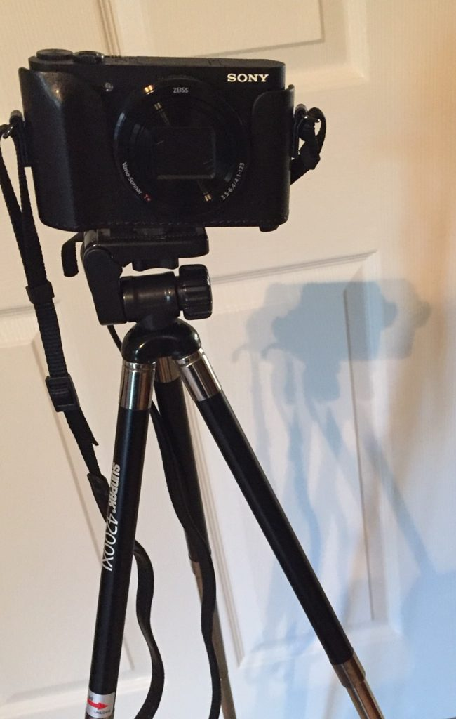 Sony Cyber-shot DSC-HX80 camera