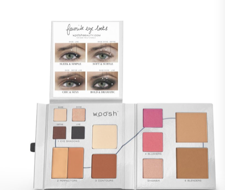 AnytownUSA; Woosh makeup; giveaway