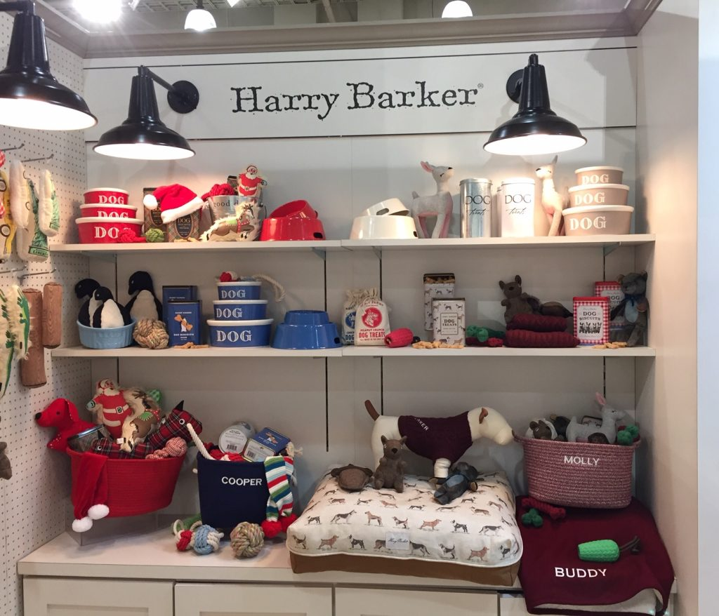 Harry Barker gifts for pets