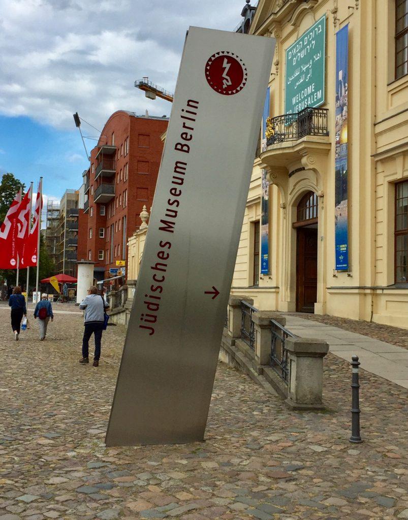 Berlin Jewish Museum