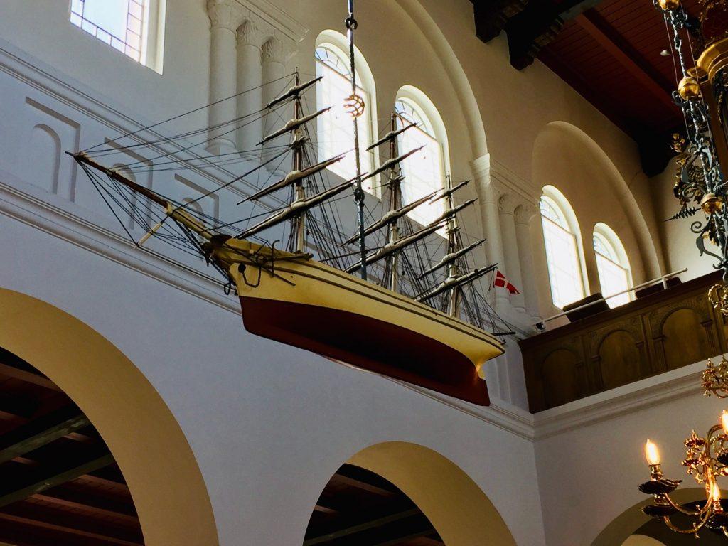 Aalborg church; For Free Kirke