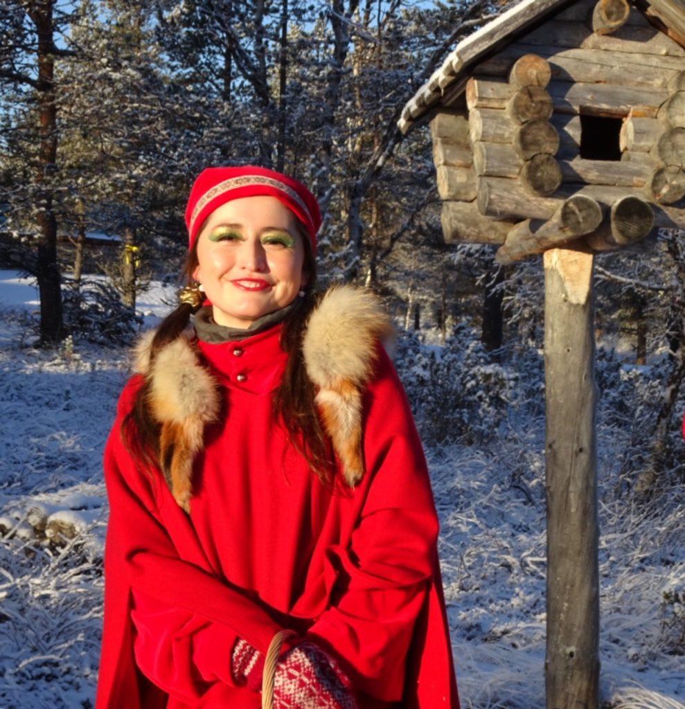 Santa's elves; Collette Travel; Northern Lights of Finland Tour