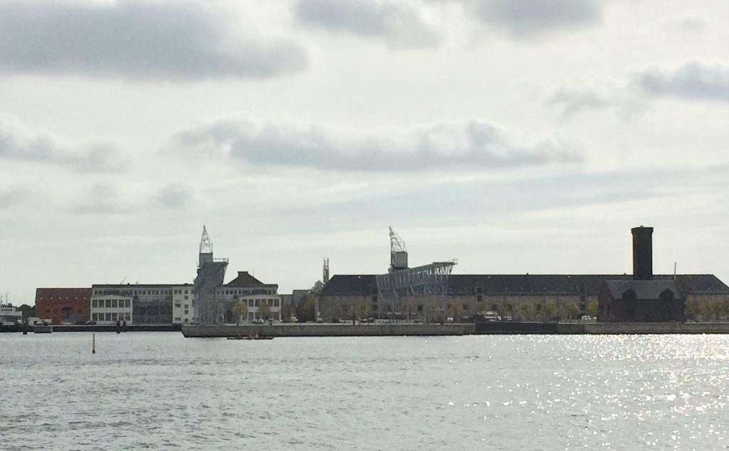 Copenhagen harbor; Viking Homelands