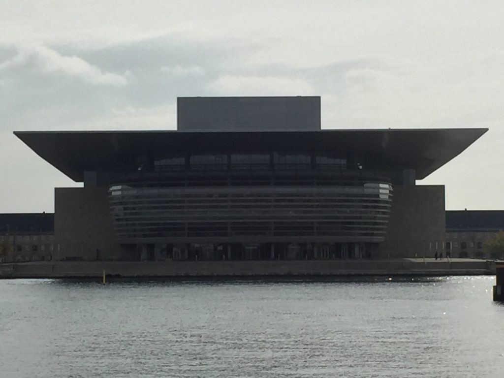 Copenhagen New Opera House; Viking Homelands