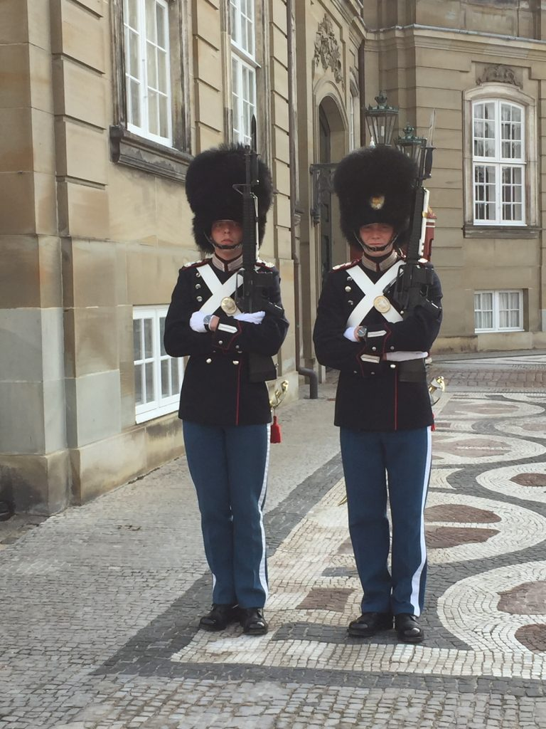 Danish Royal Guards; Viking Homelands
