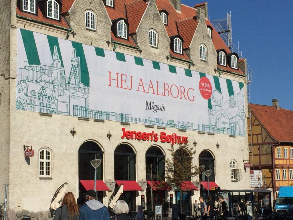 Visiting Aalborg; Aalborg, Denmark; Viking Homelands itinerary