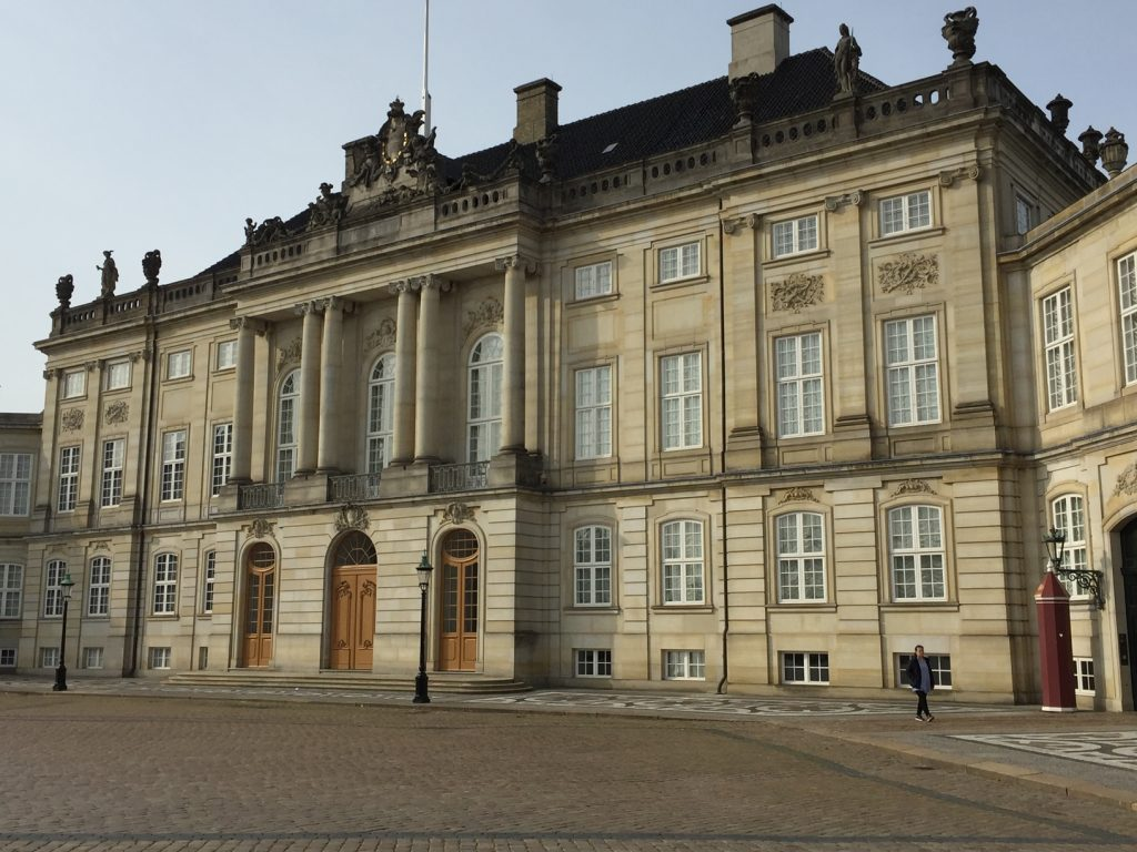 Palace of the Queen of Denmark; Viking Homelands