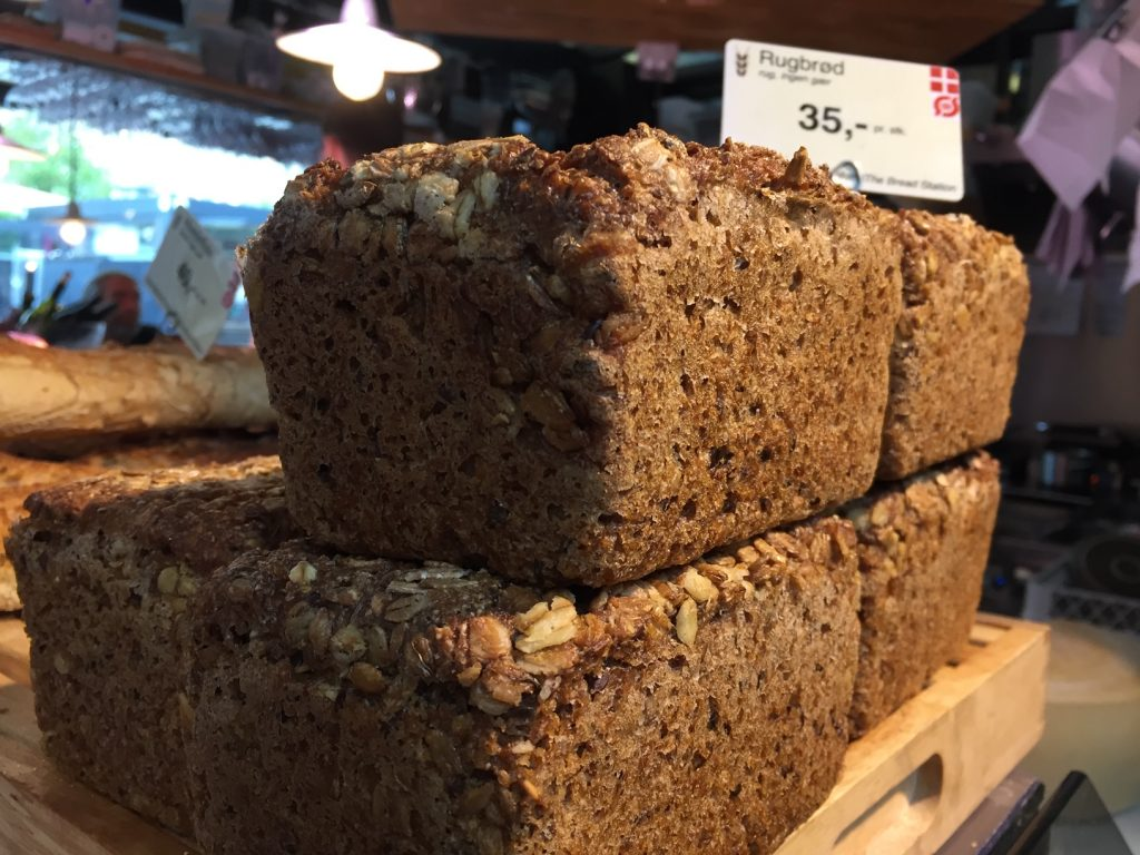 Danish rye bread; Copenhagen Food Lovers Tour; Viking Homelands excursions