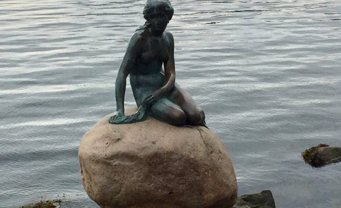 The Little Mermaid; Viking Homelands