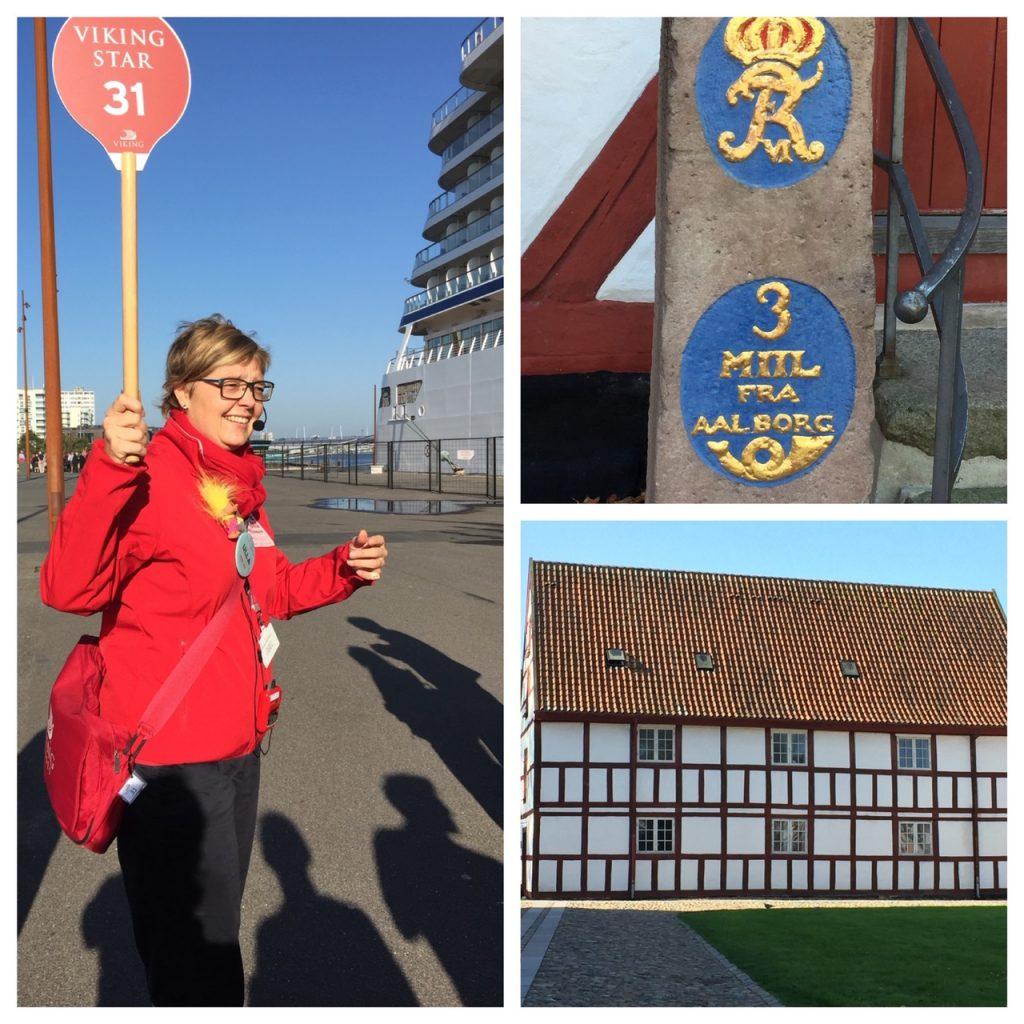Aalborg Castle; Visiting Aalborg; Viking Homelands cruise