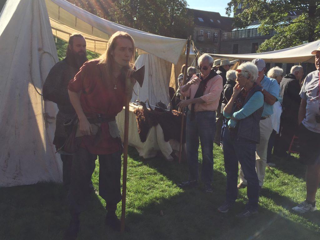 Vikings; Visiting Aalborg;