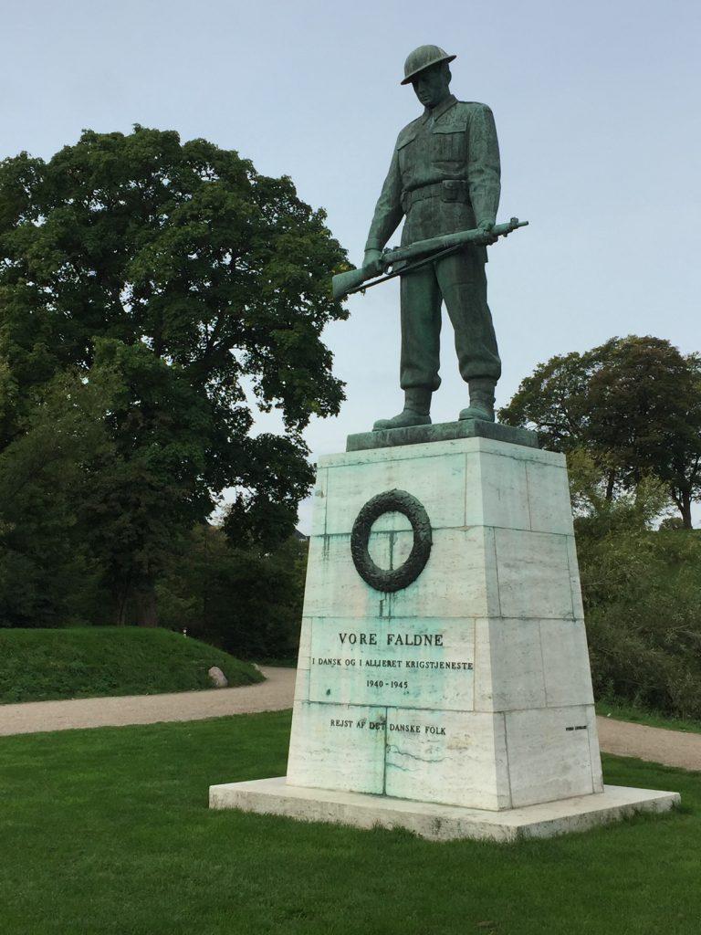 Copenhagen War Memorial; Viking Homelands