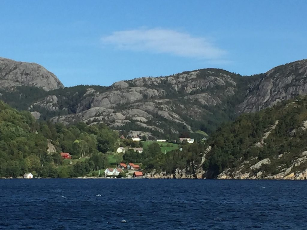 Viking Homelands Cruise; Viking Ocean Cruise; Norway's stunning fjords