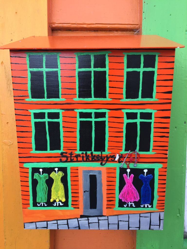 Stavanger artwork