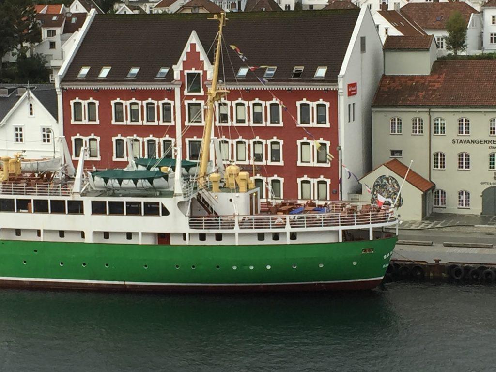 Stavanger port; Old Town Stavanger