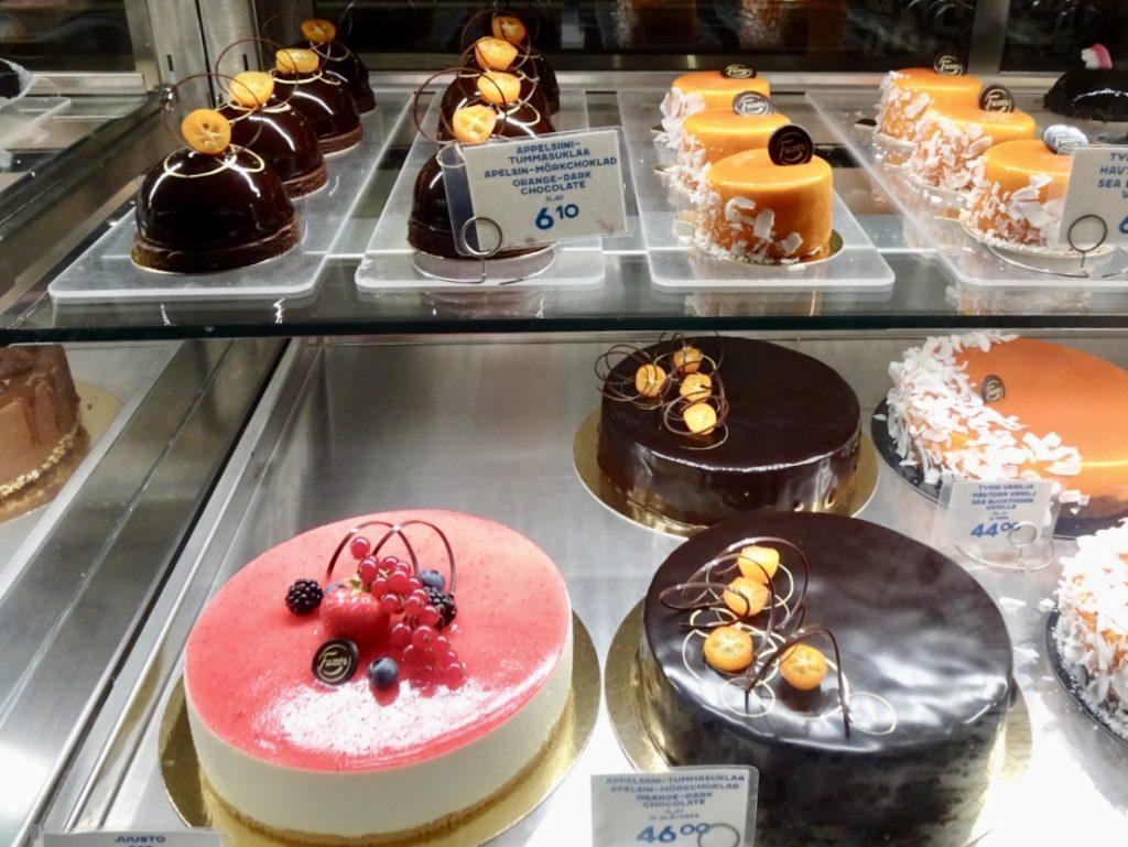 Karl Fazer Cafe in Helsinki