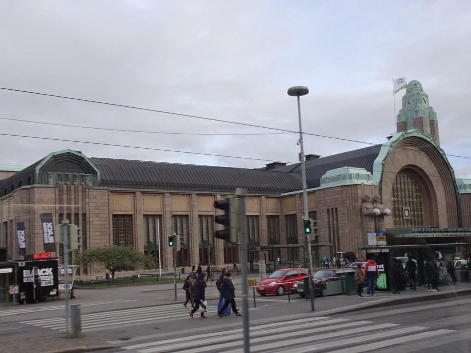 Helsinki Rail Station
