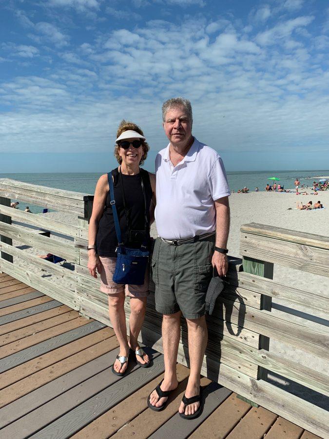 Venice Beach Pier in Sarasota