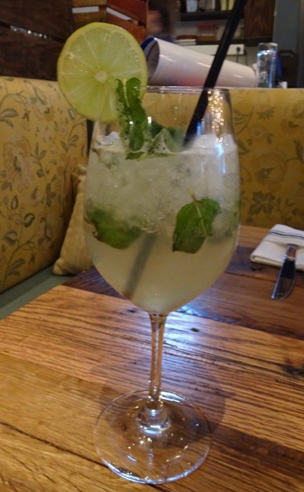 Hello Beautiful Boca Sarasota cocktail