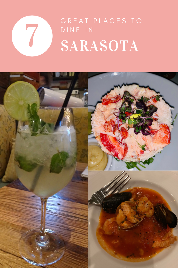 Sarasota food