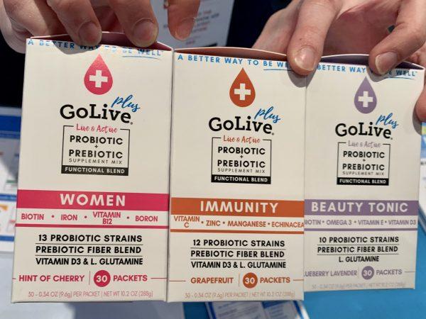 GoLive probiotics